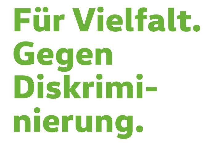 Allgemein: Für Vielfalt. Gegen Diskriminierung / VfL Wolfsburg