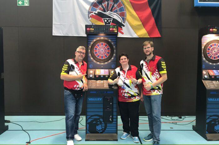 Dart: 25. Deutsches Gehörlosen-Sportfest 2021 in Dresden