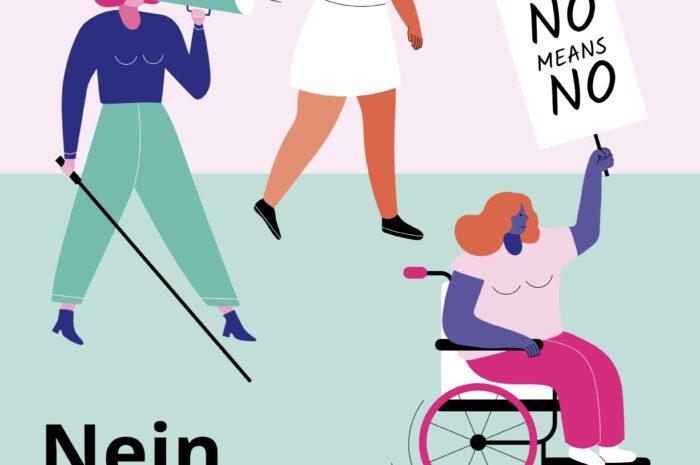 """GSV: """"Nein heißt Nein: Ein Workshop für Frauen mit Hörbehinderung"""""""
