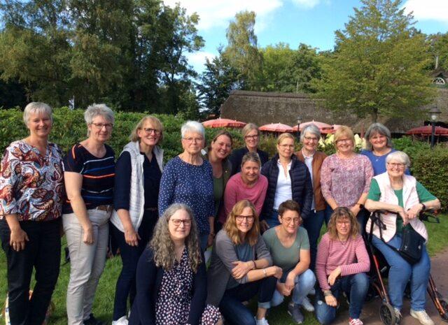 Frauentreff: Ausflug in Bad Zwischenahn